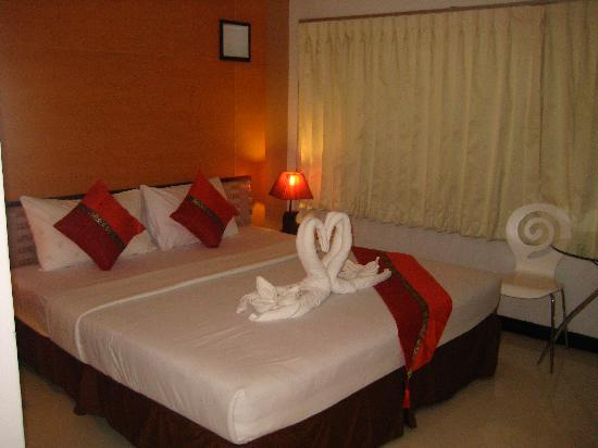 Phi Phi Palms Residence: Room 1 - Ground Floor
