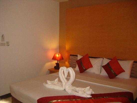 Phi Phi Palms Residence: Room