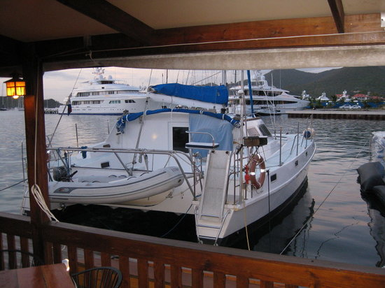 Celine Charters : This is the Celine at Skipjacks