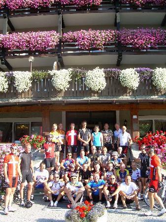 Hotel Baita dei Pini: Bikers