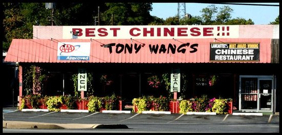 Tony Wang's Chinese Restaurant