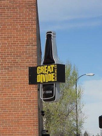 Denver Microbrew Tour: The Great Divide