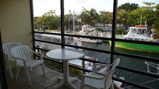 Key West Inn - Key Largo: patio
