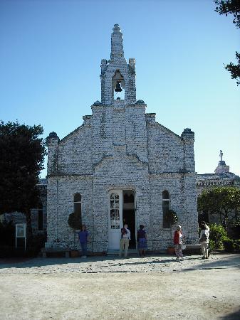 Vilanova de Arousa, Spanien: Isla de la Toja