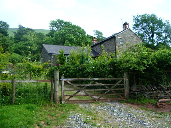 Ty-Mynydd: Ty Mynydd Farmhouse