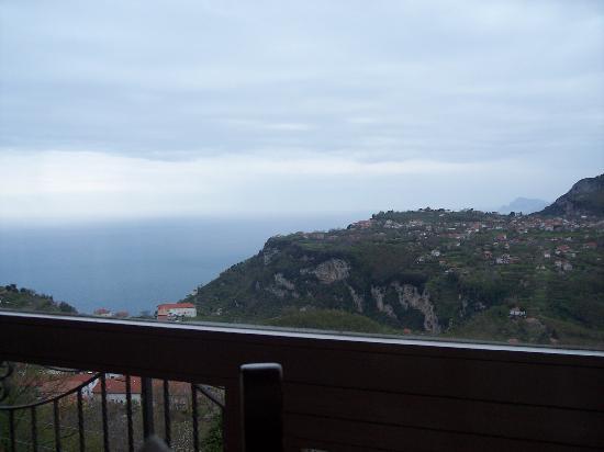 Nido Degli Dei: View from La Taverna