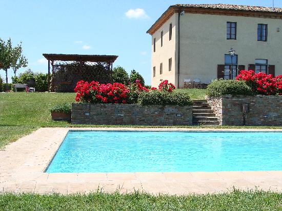 Agriturismo Il Belvedere: Pool