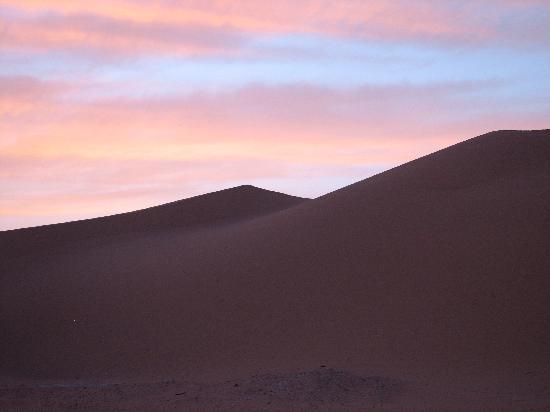 Ghadamis, Líbia: Sun Dune