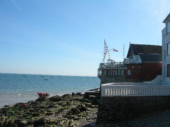 Springvale Hotel & Restaurant: The Yacht Club, Seaview