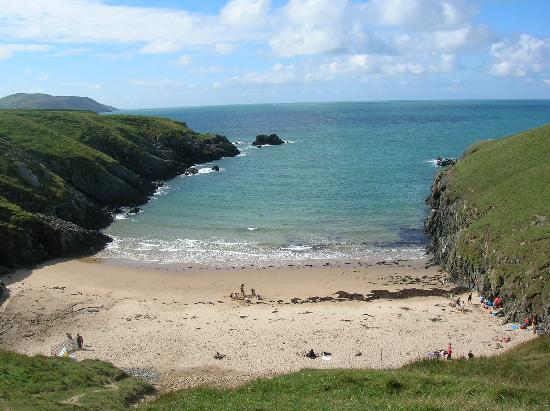Gerwen Bed & Breakfast: Porth Iago