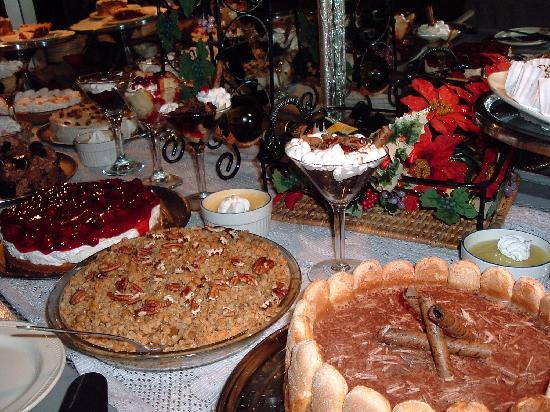 Westwinds Restaurant : Desserts