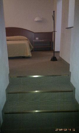 Hotel Tiferno: room 121