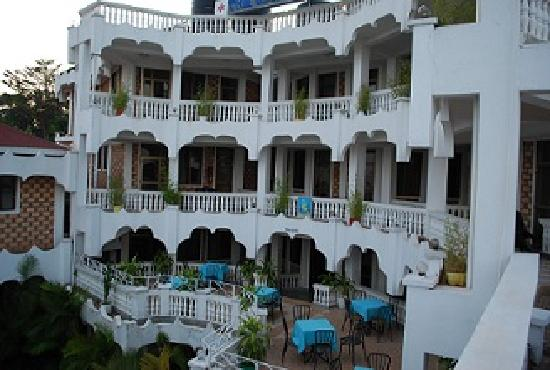 Bukoba, Τανζανία: the beautiful walkgard hotel