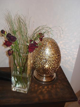 Riad Marianis: une lampe