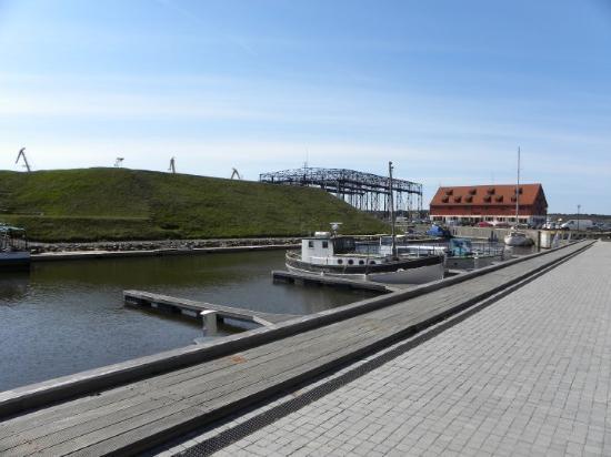 Klaipeda, ليتوانيا: EL VIEJO PUERTO