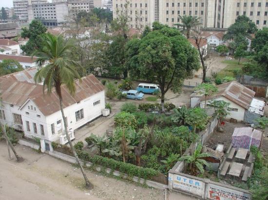 Bilde fra Kinshasa