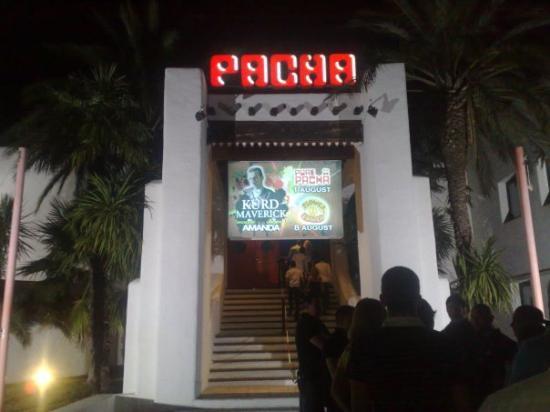 Empuriabrava, Spagna: PACHA