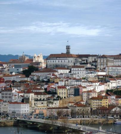 [coimbra] greatest view of the city