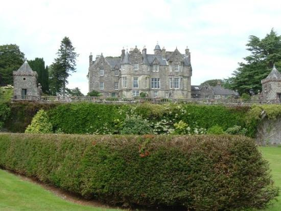Isle of Mull, UK: Torosay castle Mull
