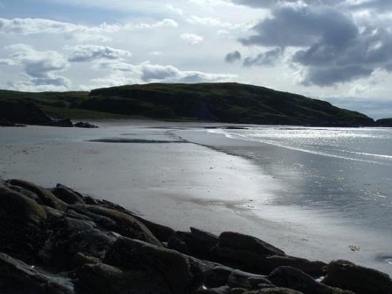 Isle of Mull, UK: Ardallanish beach Mull