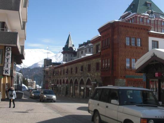 St. Moritz Dorf