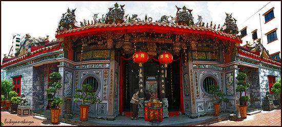 莲山双林寺
