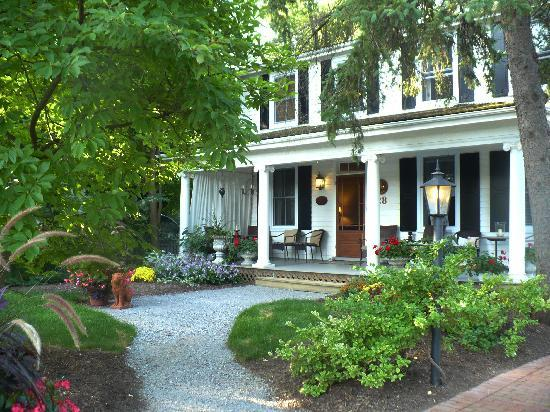Copper Dreams Bed and Breakfast: Luxurious and lovely!