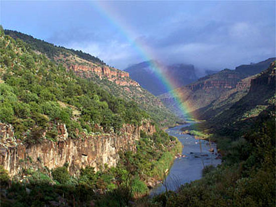 Scottsdale, Arizona: Magic in the Salt River Canyon of Arizona
