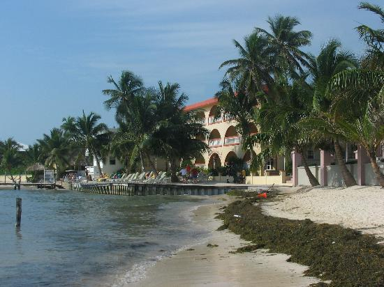 Banana Beach Resort: view of banana beach on our walk