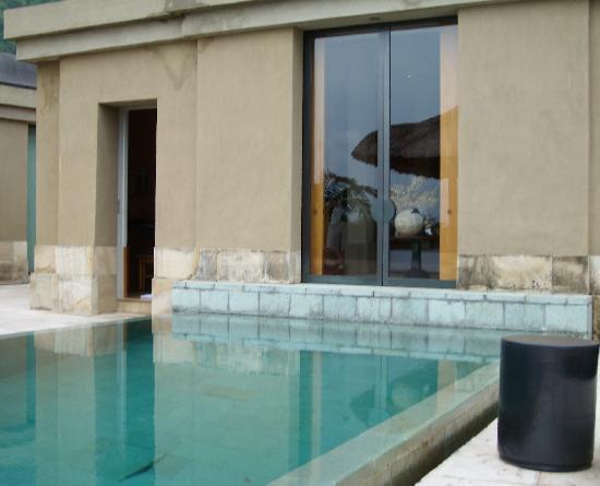 Amanjiwo Resorts: Our pool villa