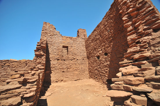 Flagstaff, AZ: Wupatki National Monument and Wupatki Pueblo