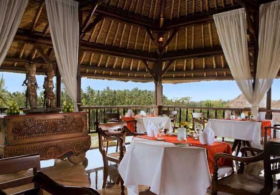 Kamandalu Ubud: Cempaka Lounge