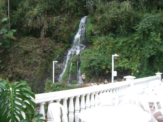 Termales Santa Rosa de Cabal - Hotel: Cascada