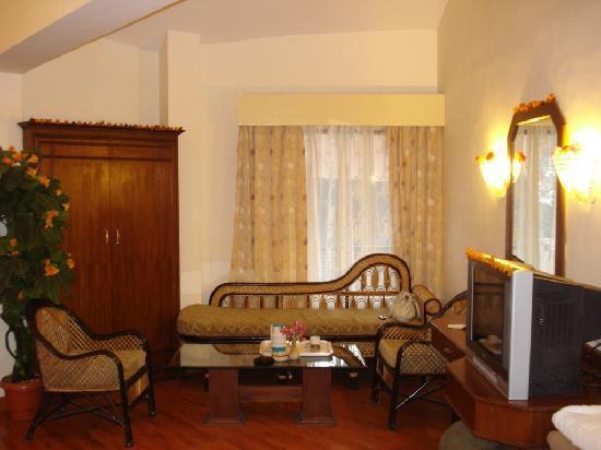 Sunshine Inn : Room