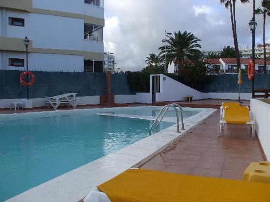 Apartamentos El Cisne : swimpool