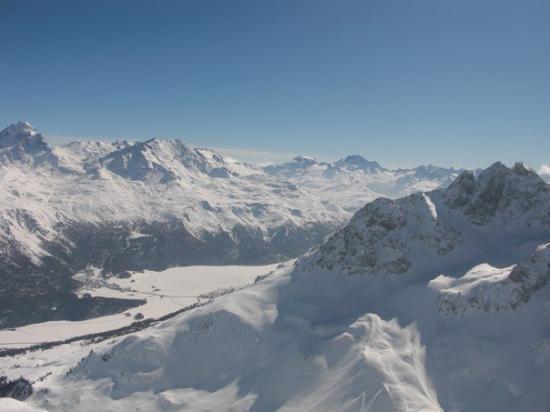 سانت موريتز, سويسرا: St. Moritz