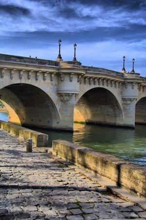 Paris Authentic Foto