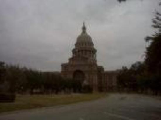 Texas State Capitol: the state capital in downtown