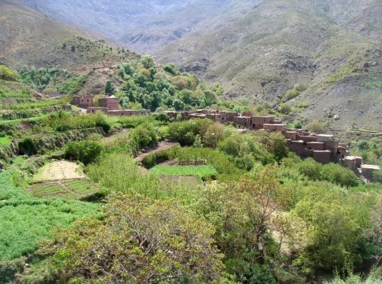Имлиль, Марокко: Imlil