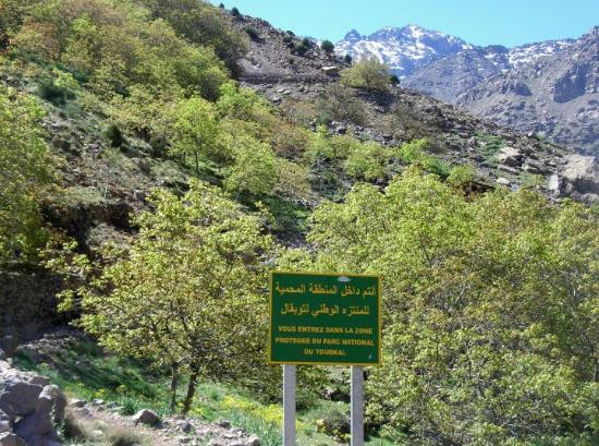Imlil, Marruecos: Im Toubkal Nationalpark