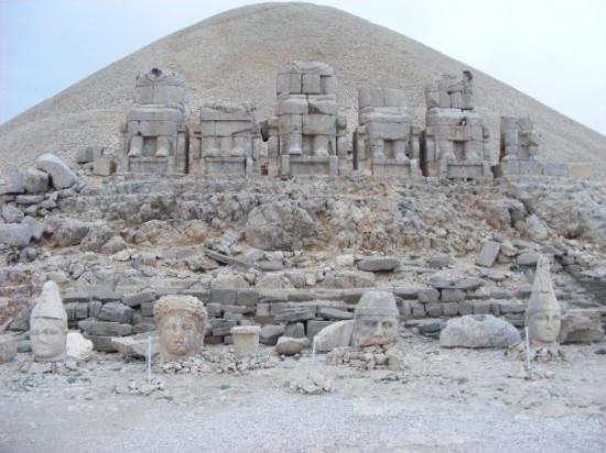 Adiyaman, Turquía: Nemrut Dağı, Adıyaman