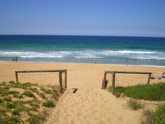 Palm Beach, Australia: For those familiar with Home and Away this is a backdrop you'll often see.