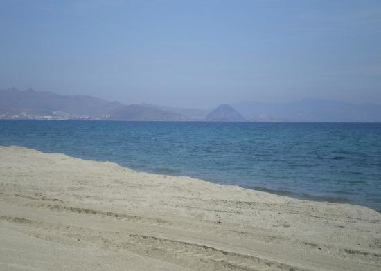 Kos Town, กรีซ: We found the beautiful beach in Kos - April 2010