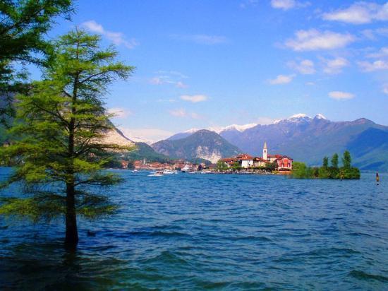 Бавено, Италия: baveno