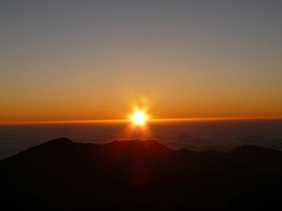Haleakala Crater: So beautiful!