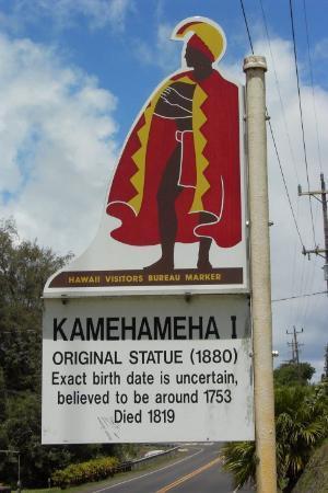 Kohala: Its a replica in Honolulu... This is the original!