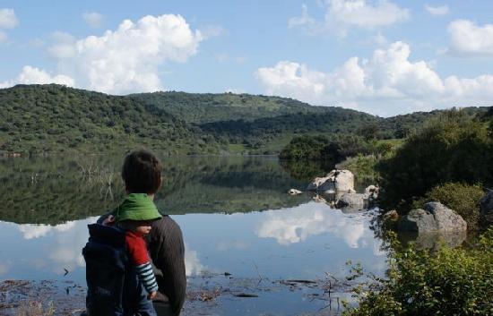 Valkarana - Relais di Campagna: Viewing the lake
