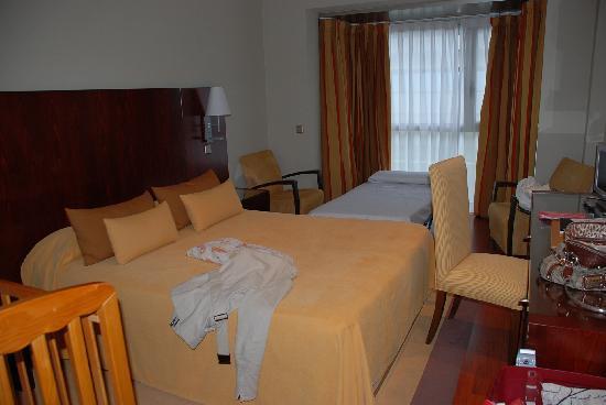 Gran Hotel Attica 21 Las Rozas: habitacion