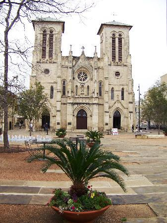 San Fernando Cathedral Picture Of San Antonio Texas