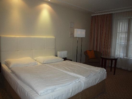 Hotel Das Tigra: dormitorio (habitación 227)